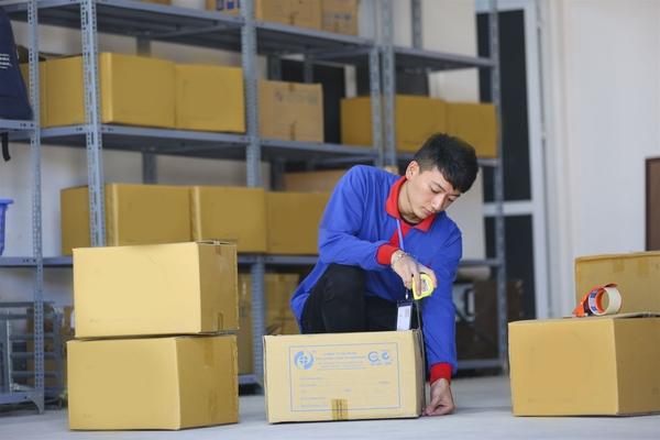quy cách đóng gói hàng hóa là gì