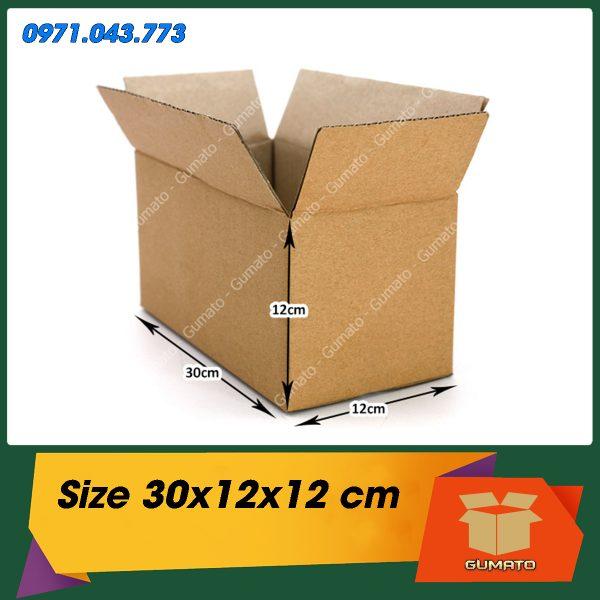 hộp 30x12x12